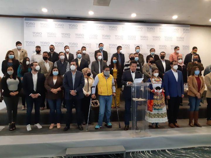 """Me Sumo al Equipo por Michoacán"""", Anuncia Toño García"""